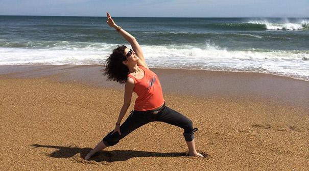Raeanne Wright Yoga Teacher